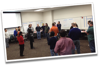 3Back certified scrummaster scrum training