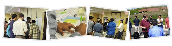 ScrumMaster training pictures