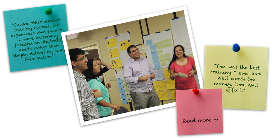 3Back Certified Scrum Product Owner Experience