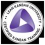 Lean Kanban University Certified Kanban Training Seal