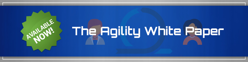 Agility Landing Page Header Download