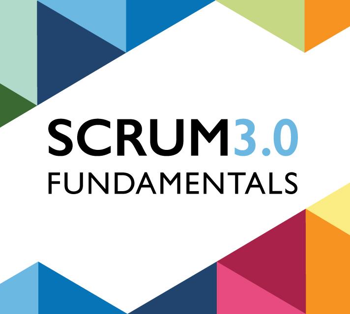 Scrum 3.0 Fundamentals Logo