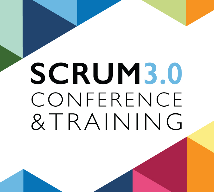 Scrum 3.0 Conference Training Logo