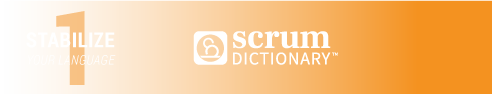 Scrum-Dictionary
