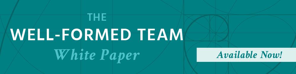 Well-Formed Team Header